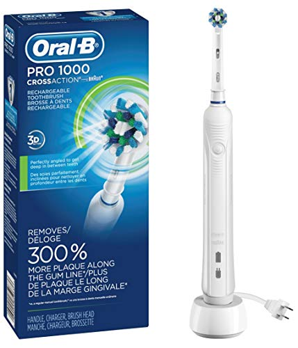 Cordless Electric Toothbrush in October 2019